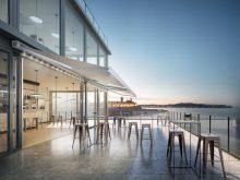 Un outfit architettonico completo per Gibus a MADE expo 2019