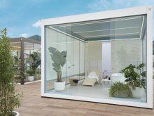 Novità da Corradi: Imago, una struttura outdoor autosufficiente