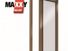 Maxxy, la zanzariera avvolgibile per le grandi aperture del Gruppo Genius